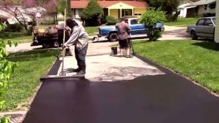 Driveway Sealing St Louis