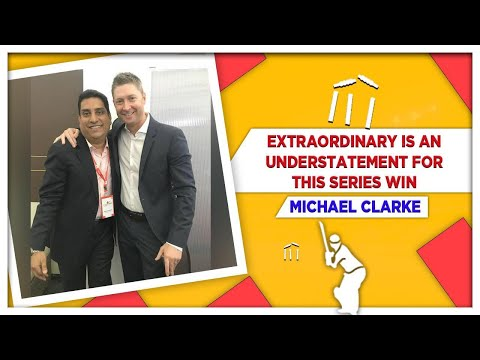 Michael Clarke Exclusive Interview: India should celebrate for a year | Sports Today