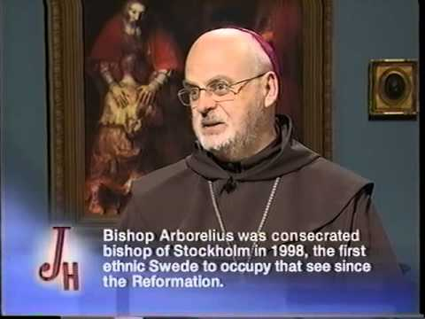 Bishop Anders Arborelius: A Lutheran Who Became A Catholic Bishop - The Journey Home (7-11-2005)