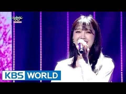 Jeong EunJi - The Spring   정은지 - 너란 봄 [Music Bank / 2017.04.21]