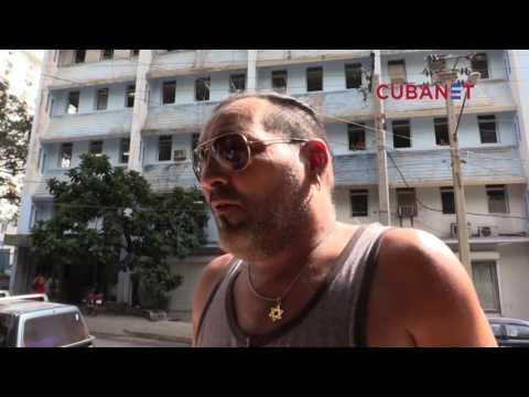 Alpinismo Industrial en Cuba, un peligroso oficio poco compensado