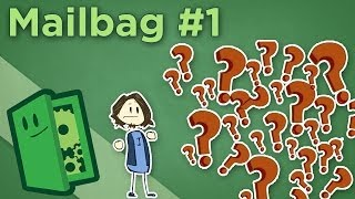 Mailbag #1 - Questions About the Game Industry - Extra Credits