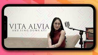 Vita Alvia - Aku Sing Duwe Ati (Official Music Video)