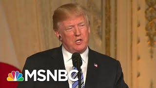 Rod Rosenstein: President Donald Trump Won't Say Whether He'll Fire Bob Mueller | Hardball | MSNBC