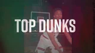 Stanford Men's Basketball: KZ Okpala Top Dunks