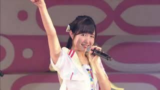 Download Aisatsu kara Hajimeyou 挨拶から始めよう - AKB48 Team 8 チーム8(Honda Hitomi 本田仁美 Center)   Eito no Hi エイトの日2017