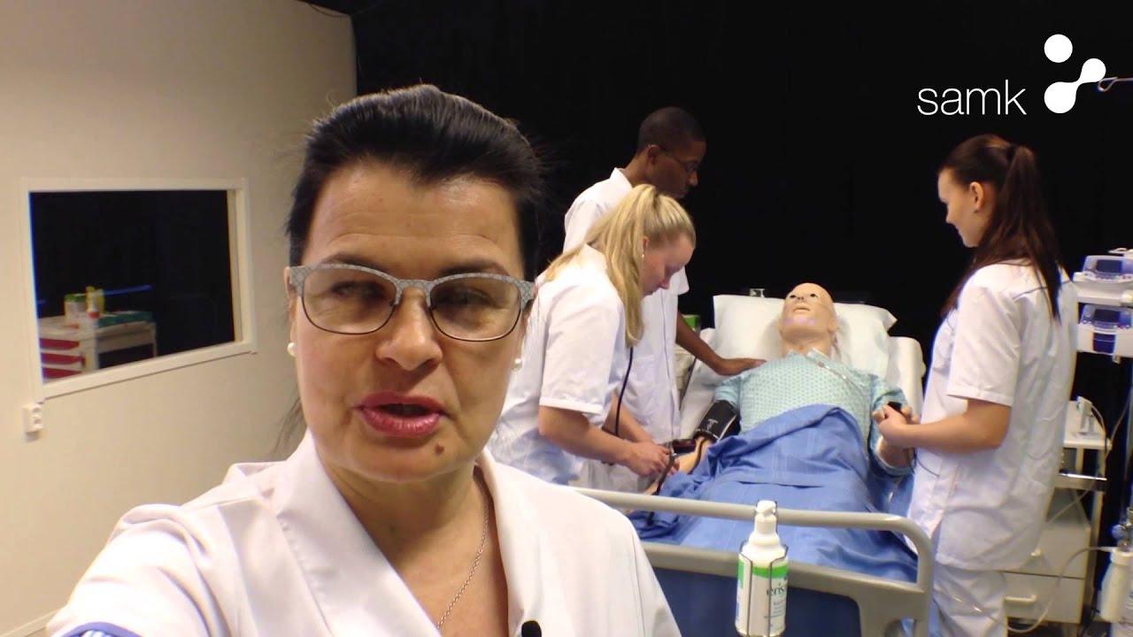 Samk Sairaanhoitaja