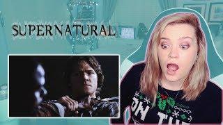 """Supernatural Season 2 Episode 3 """"Bloodlust"""" REACTION!"""