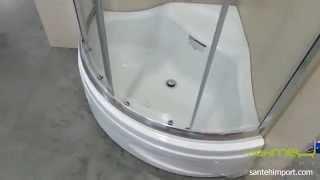 Душевая кабинка Appollo (Китай) со средним поддоном TS-173 (www.santehimport.com)(http://santehimport.com - Интернет-гипермаркет сантехники и керамической плитки., 2014-08-11T15:52:27.000Z)