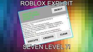 [NEW] ROBLOX EXPLOIT/HACK | SEVEN - FULL LUA EXECUTOR w/JAILBREAK CMDS, FE SCRIPTS AND MORE!