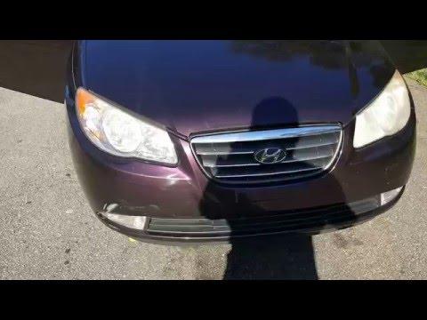 Hyundai Elantra 2008 review.