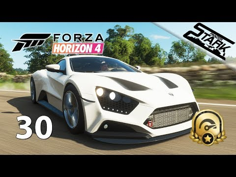 Forza Horizon 4 - 30.Rész (Zenvo ST1) - Stark thumbnail