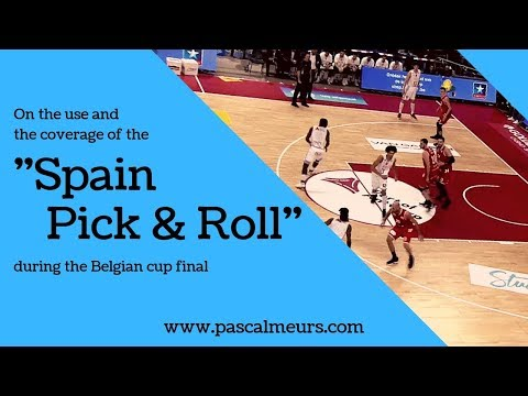 "On the use and its coverage of the ""Spain Pick&Roll"" action"