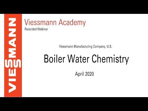 Boiler Water Chemistry Webinar - April 7th, 2020