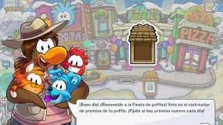 ¡Guía de la Fiesta de Puffles en Club Penguin 2014!