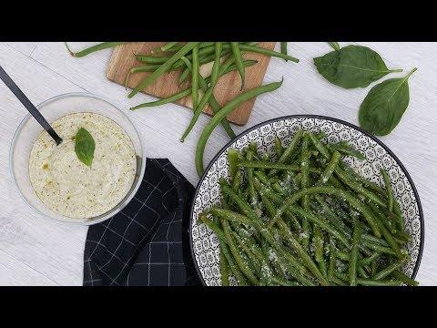 les-instants-recettes-n°65-:-haricots-verts-croustillants-au-parmesan