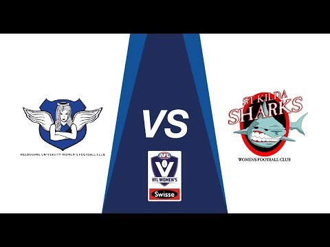 Swisse Wellness VFL Women's: Melbourne Uni v St Kilda Sharks