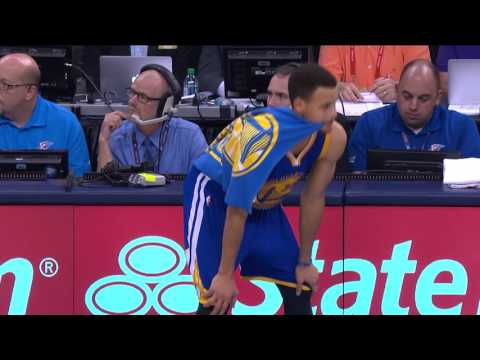 Golden State Warriors vs Oklahoma City Thunder - May 28, 2016