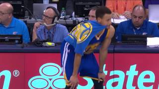 golden state warriors vs oklahoma city thunder may 28 2016
