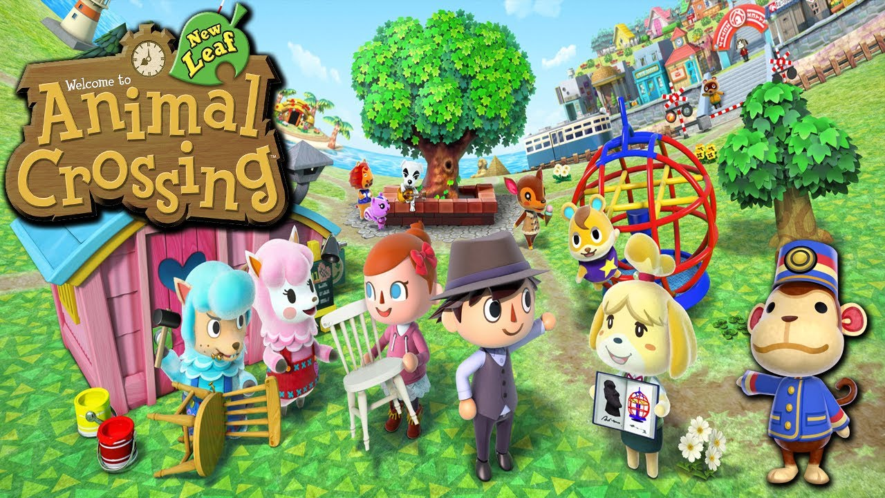 Animal Crossing: New Leaf - Welcome Home! (Nintendo 3DS ...