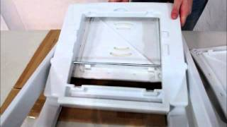 Midas Event Supply Revolution Resin Non-Wood Folding Chair Seat Pad assembly instructions video(, 2011-12-17T00:29:53.000Z)