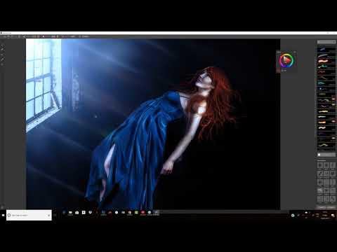 Painter 2018 Imaginative Photo Art Composites Webinar