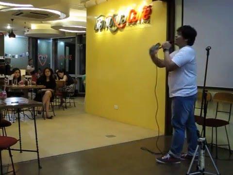 Miguel Espiritu performs