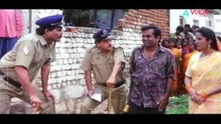 Rajendraprasad And Brahmanandam Hilarious Comedy Scenes || Volga Videos 2017
