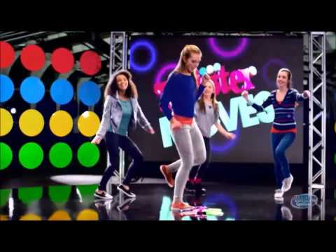 LEMUR.KG: Игра Твистер Школа Танцев Хип-Хоп (на русском языке)