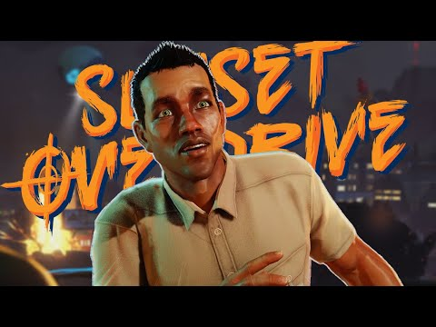 Sunset Overdrive is Heavily Underrated  