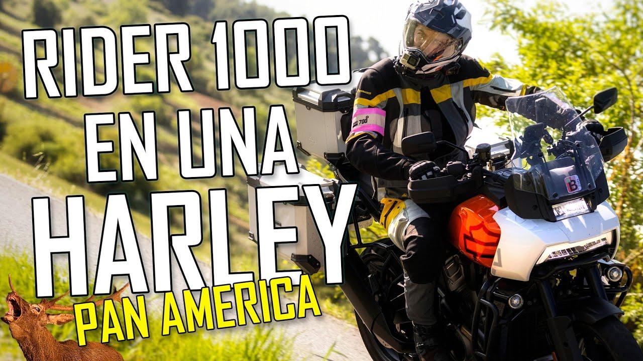 1000KM en 24H en una HARLEY DAVIDSON [PAN AMERICA]
