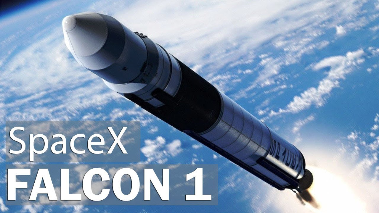 SpaceX Falcon 1 - the first step into space - YouTube