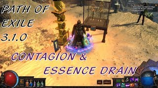 Path of Exile | 3.1.0 Contagion & Essence Drain Abyss League