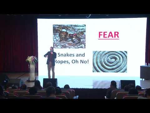 Dr. Jeffery Martin at Woodenfish Forum, Shanghai China