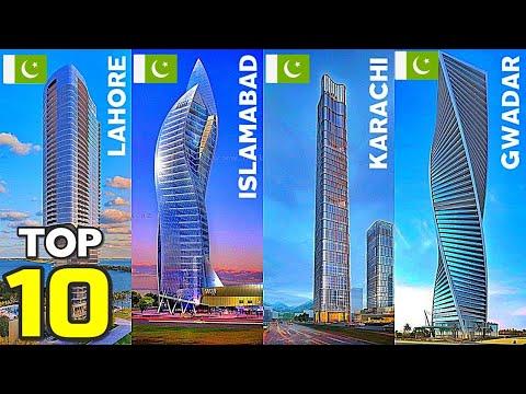 TOP 10 Tallest Buildings In Pakistan | 2021