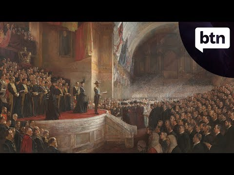 Australian Parliament Anniversary - Behind The News