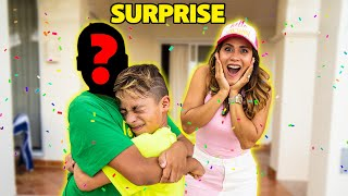 Ferran FINALLY REUNITES with his BEST FRIEND!! (Speechless) | The Royalty Family