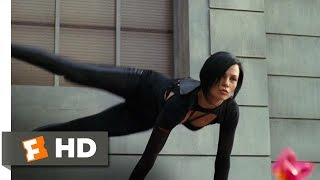 Aeon Flux (9/10) Movie CLIP - Shootout in the Garden (2005) HD