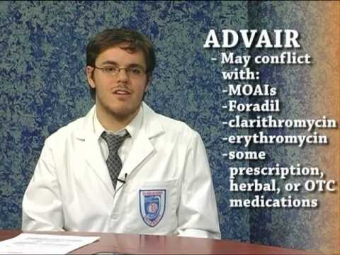 advair sinusitis