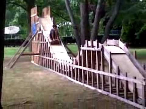 The Ultimate Wildkart Backyard Coaster Video Youtube