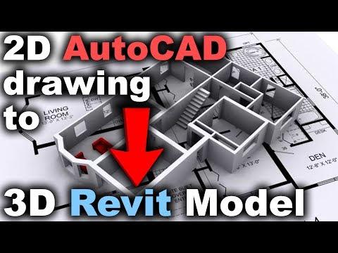 2D AutoCAD Drawing