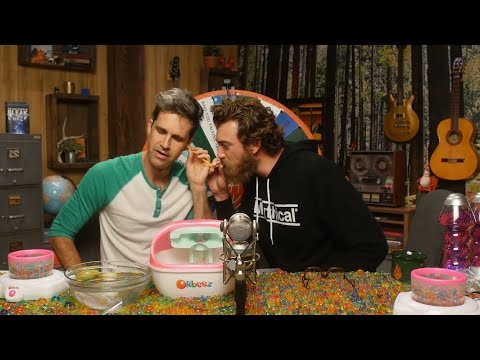 rhett and link funny moments from season 16