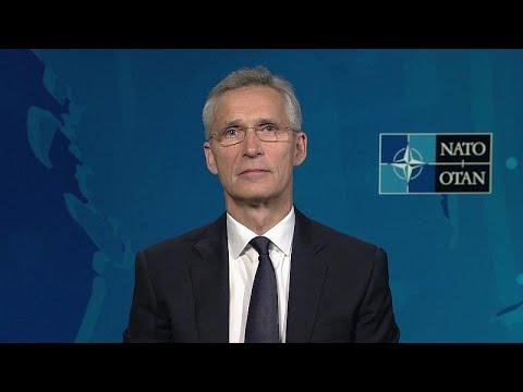 NATO Genel Sekreteri: Çin'in yükselişi küresel güç dengelerini temelinden değiştiriyor