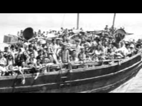 Vietnamese Boat People Migration