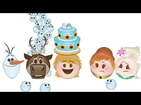 Frozen, el reino del hielo: Frozen Fever | Contado en emoji | Disney Oficial