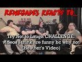 Renegades React to... Try Not to Laugh - videos i think are funny bc why not (Heather