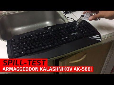 ac7233d0c9d Armaggeddon Kalashnikov AK-566i: Spill-Test - YouTube