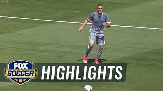 LA Galaxy vs. Seattle Sounders FC | 2017 MLS Highlights