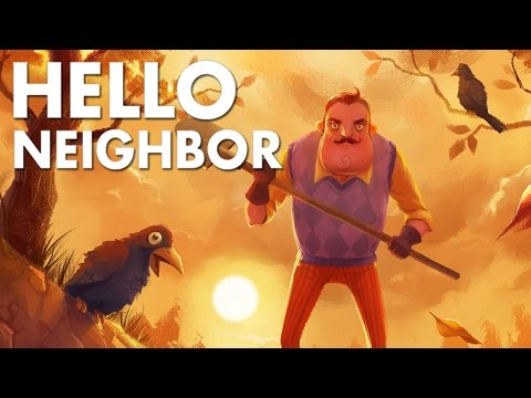 Hello Neighbor Announcement Trailer