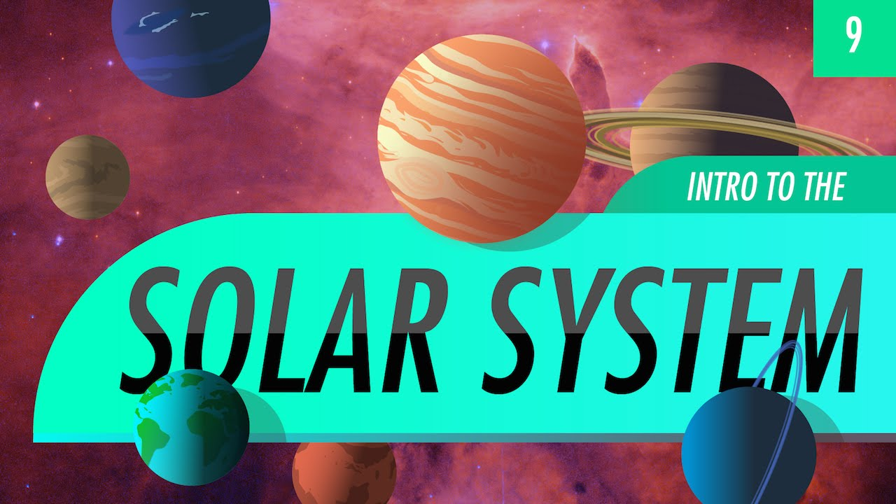 Introduction To The Solar System Crash Course Astronomy 9 Youtube Tycho Brahe Diagramjpg